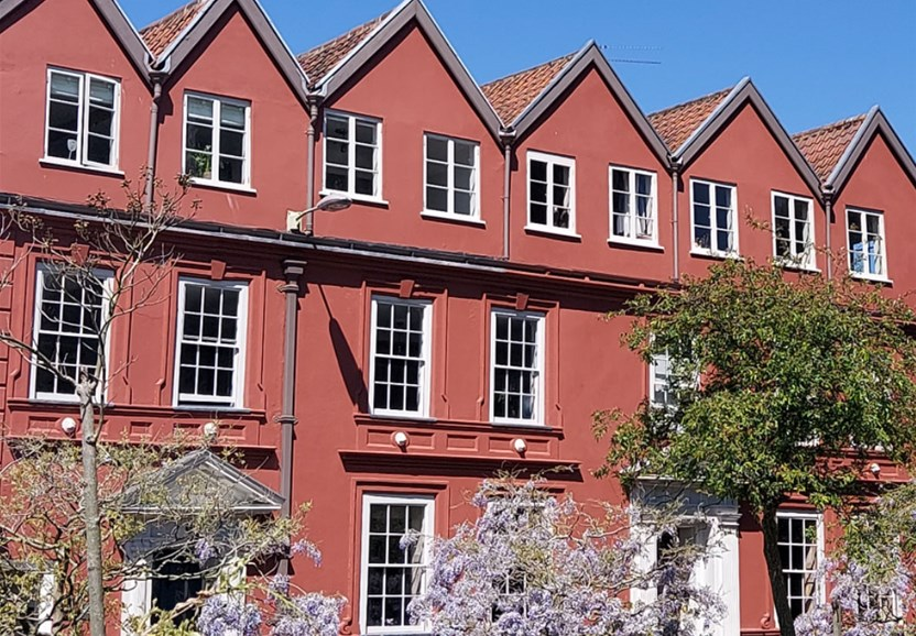 East Coast Locations | Period home in Norwich for location filming and photoshoots in Norfolk.